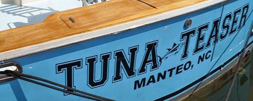 Tuna Teaser