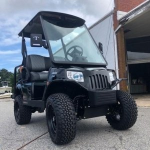 VBBT Raffle - Golf Cart