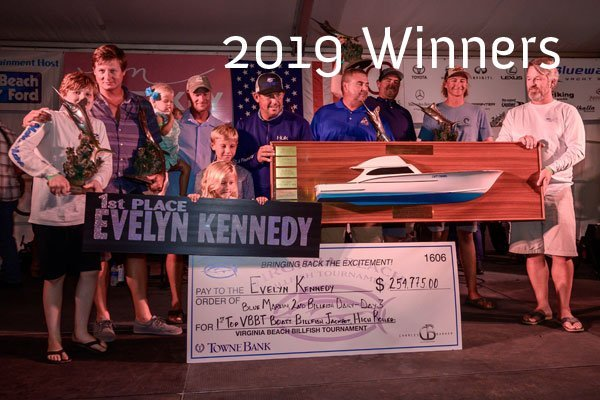 2019 VBBT Winners - Evelyn Kennedy